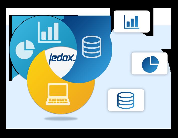データ統合、入力管理、分析までを一つのプラットフォームで行える!