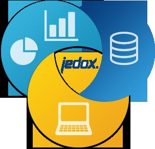 データ統合、入力管理、見える化 までを一つのプラットフォームで 行える